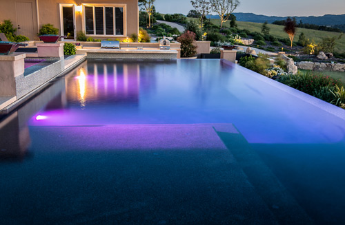 Pool Design and Landscaping